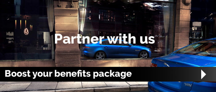 TysonCooper - the ideal vehicle discount scheme partner