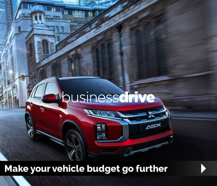 TysonCooper BusinessDrive - make your vehicle budget go further