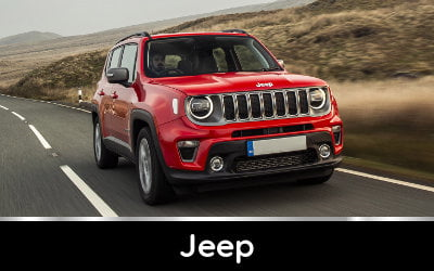 Brands available from TysonCooper - Jeep discounts