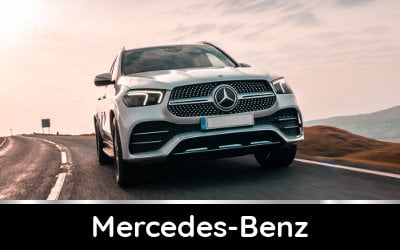 Brands available from TysonCooper - Mercedes-Benz discounts