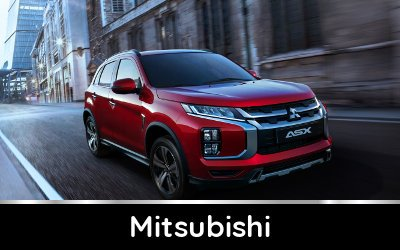 Brands available from TysonCooper - Mitsubishi discounts