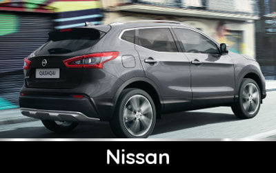 Brands available from TysonCooper - Nissan discounts