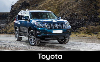 Available from TysonCooper - Toyota