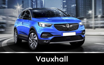 Available from TysonCooper - Vauxhall discounts