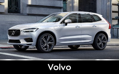 Brands available from TysonCooper - Volvo discounts