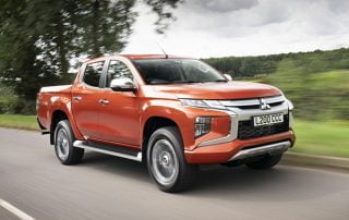 Additional discounts on Mitsubishi pick-ups