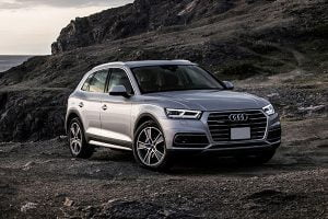 Save road tax - buy your Audi Q5 now