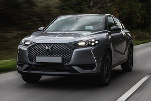 Electric car - DS 3 Crossback
