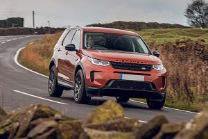Save road tax - buy your Land Rover Discovery Sport now