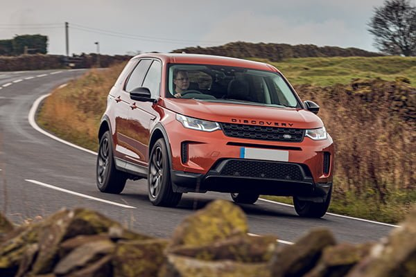 Land Rover Discovery Sport MY20