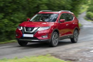 Save road tax - buy your Nissan X-Trail now