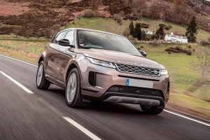 Save road tax - buy your Range Rover Evoque now